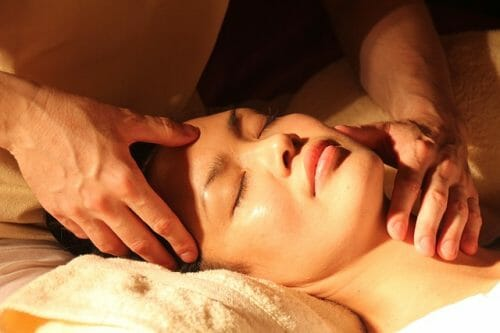 Combined-facial-treatment