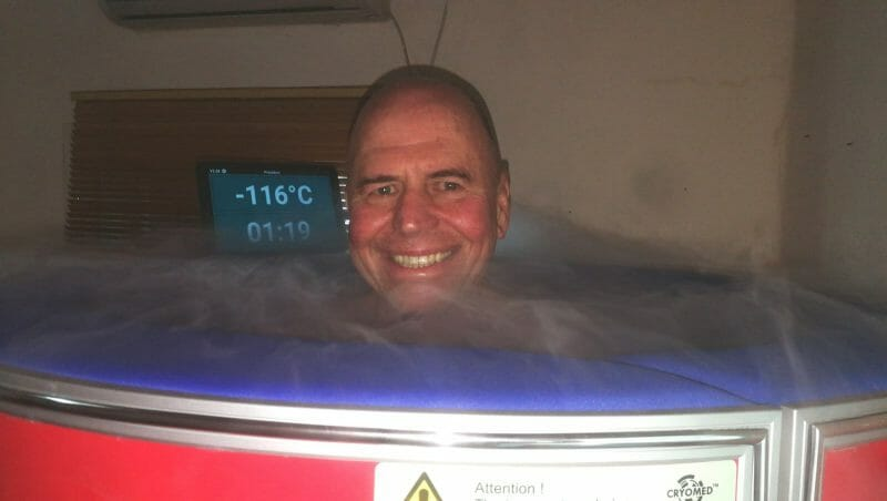 Cryotherapy-therapy