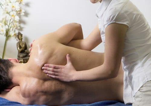 Massage-in-oils